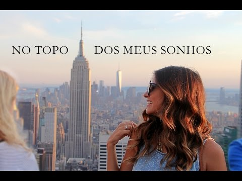 Top of the Rock - VLOG New York, Episódio 2