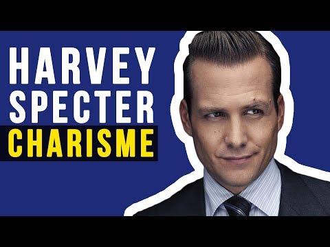 POURQUOI HARVEY SPECTER EST-IL CHARISMATIQUE ? - Yann Piette