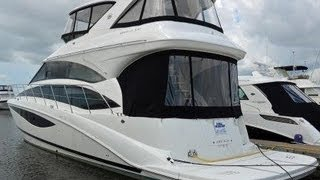 2013 Meridian 541 Sedan Bridge New Yacht for Sale Charlotte NC Southeast Atlantic Coast