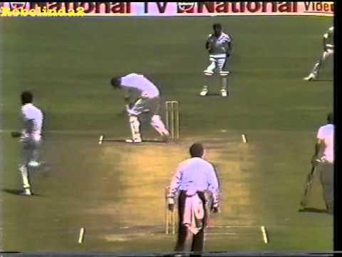 BLOOD WARS - West Indies vs Graeme Pollock 1983