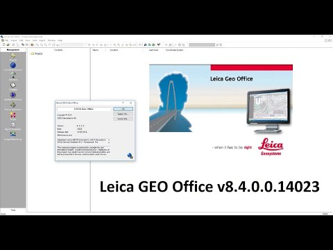 leica geo office 8.4 download