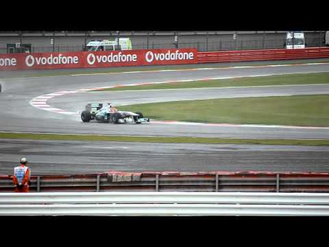 F1 British Grand Prix 2011 Luffield B view @Silverstone