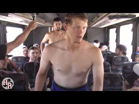 Cowley County Bus Ride: 2016 JUCO World Series