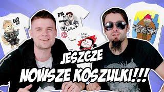 JESZCZE NOWSZE KOSZULKI V2!!!