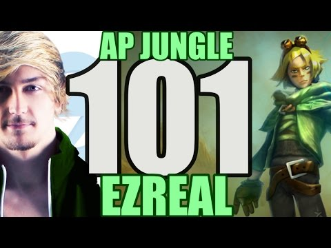 Siv HD - Best Moments #101 - JUNGLE AP EZREAL