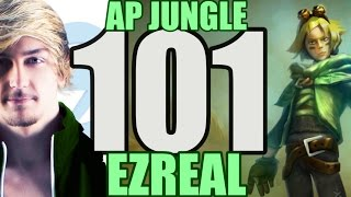 Repeat youtube video Siv HD - Best Moments #101 - JUNGLE AP EZREAL