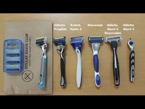 Review Dollar Shave Club Australia Youtube