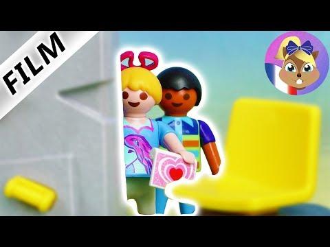 Film Playmobil en français   Une nouvelle lettre d'amour! Hannah et Dave deviennent détectives
