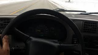 1998 GMC Sonoma pickup test drive