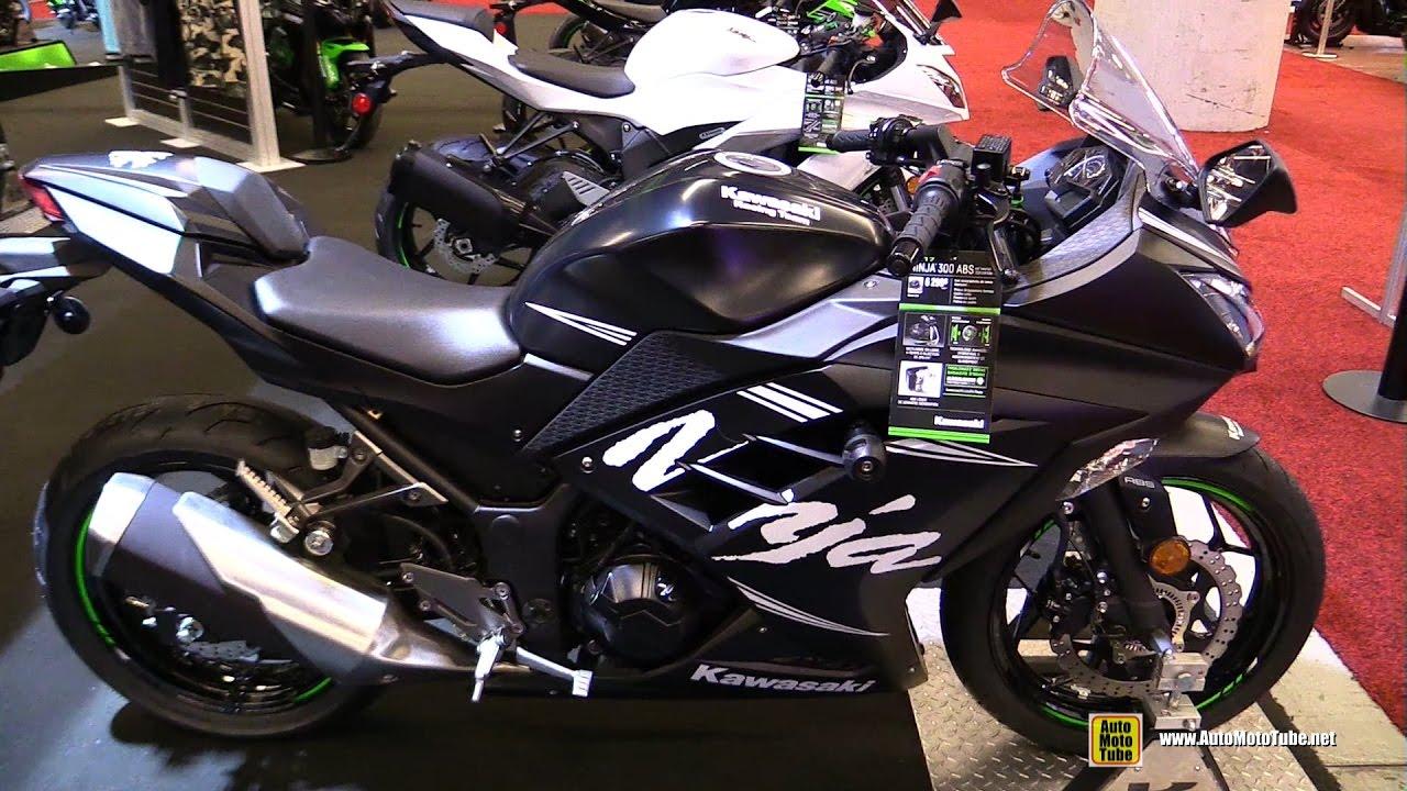 2017 Kawasaki Ninja 300 ABS KRT Winter Edition