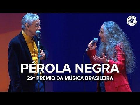 """Caetano Veloso Maria Bethânia Moreno Zeca e Tom Veloso  """"Pérola Negra"""" Vídeo"""