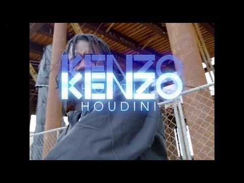 Houdini - KENZO (Official Music Video)