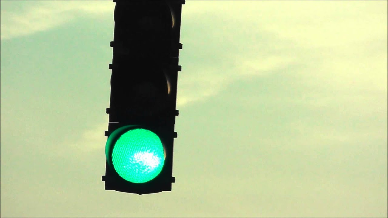 NEW YORK STATE LED TRAFFIC LIGHT