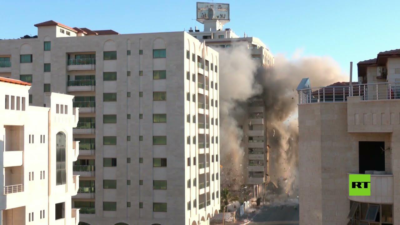 غارة جوية إسرائيلية تستهدف برج القاهرة في غزة  - نشر قبل 2 ساعة
