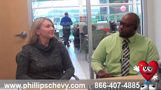 2019 Chevy Equinox - Customer Review at Phillips Chevrolet - Chicago New Car Dealership Sales