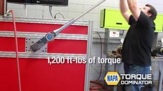 """Torque Dominator 1/2"""" Impact Air Tool - NAPA Part number NPT 6-1123"""