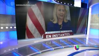 Noticiero Univision New Logo / Graphics + Set Refresh & Network Promos - 1/1/2013
