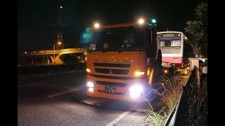 【4K】新京成 N858編成 陸送(N851/N852)