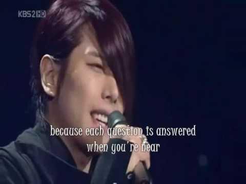 Park Hyo Shin - The Last Time (with lyrics)