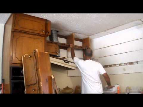 do-it-yourself---kitchen-remodel-part-iv---tearing-down-cabinets