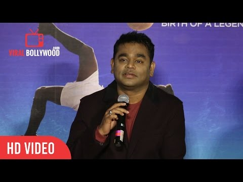 A. R. Rahman Prasing Arijit Singh For Singing A Song In Movie 24 | Arijit Is The Best Singer