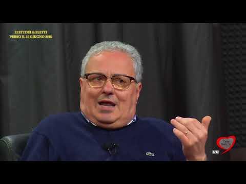 Elettori & Eletti 2017/18 005 Franco Napoletano, Candidato sindaco Bisceglie