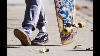 Campus Carousing | Longboarding | 8Ply Arbiter DK