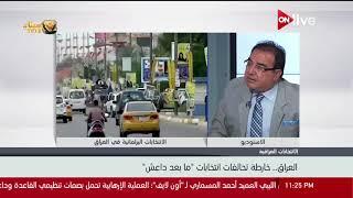 اللواء د. محمد شنشل:بداخل التيار الصدري بالعراق اشخاص من أهل السنة ولذلك هناك تحالف مع تيار المدني