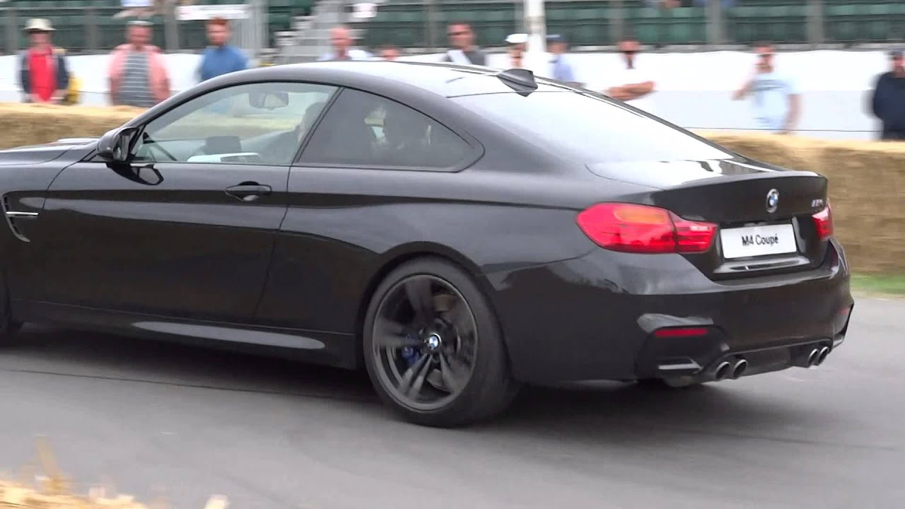 2014 Black Bmw M4 Sound Youtube