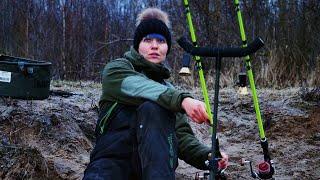КРУПНЫЙ КАРАСЬ на ЗАКИДУШКИ. Рыбалка в Беларуси на ТЭЦ #153