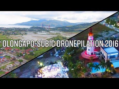 Olongapo-Subic Area Dronepilation 2016