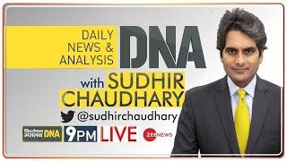 DNA Live | Sudhir Chaudhary Show | Mohammed Shami Ki Farzi Trolling | Kashmir Black Day | Pakistan