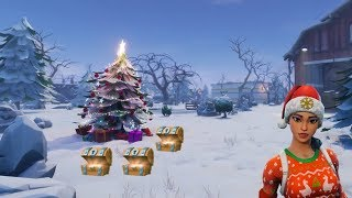 We'll win with the CHRISTMAS skin! +375 WINS *FORTNITE BATTLE ROYALE*
