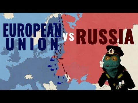 EU vs Russia: Europe united