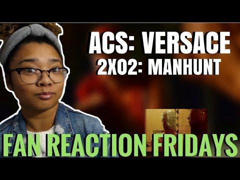 "ACS: Versace Season 2 Episode 2: ""Manhunt"" Reaction & Review | Fan Reaction Fridays"