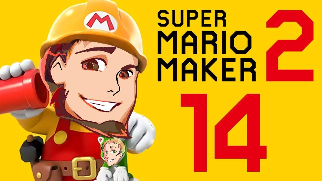 Super Mario Maker 2 gameplay - news, gameplay, guides