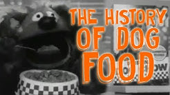 The Bite-Sized History of Dog Food