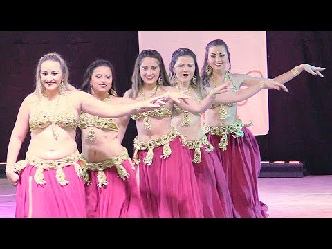 Cia Néia Aziza - Grupo Moderno ® Live The Dream (Emad Sayyah) - Congresso Mineiro 2017