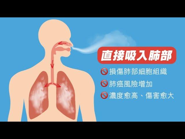 【養命教室vol 16】家庭煮婦要小心!煮食油煙致肺癌!