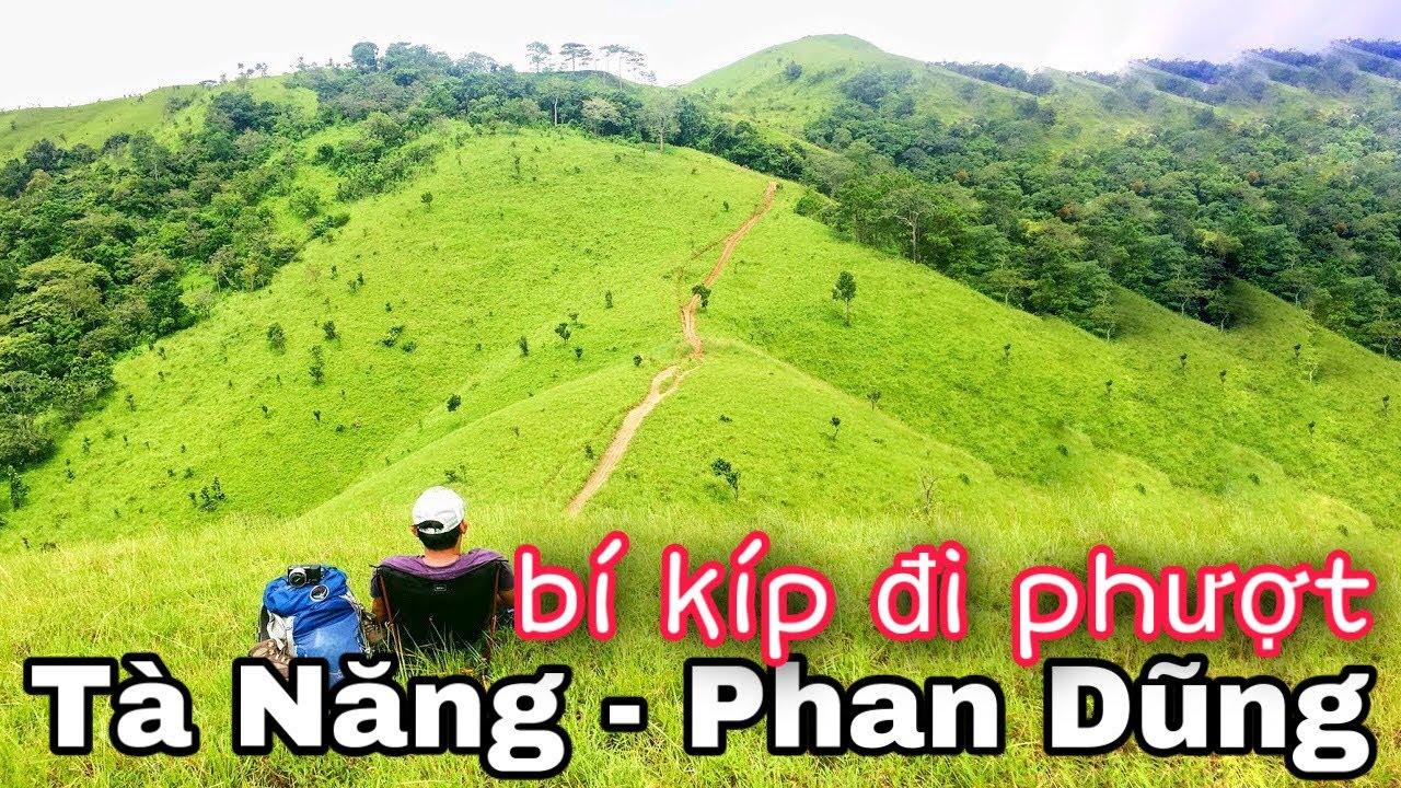 Phượt TV | Cung đường Phan Dũng - Tà Năng (The route Phan Dung - Ta Nang)