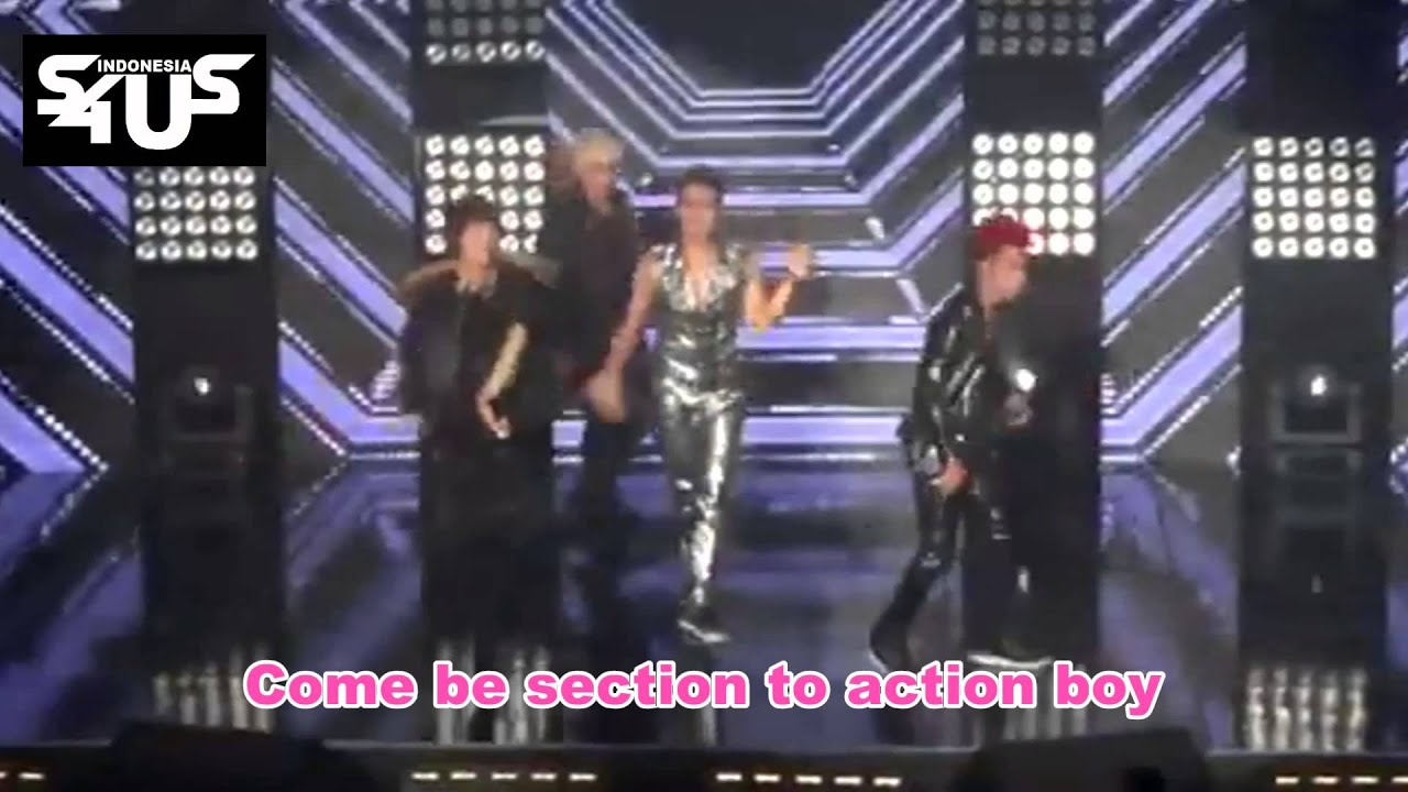 Download S4 - She Is My Girl [English Version] at MU:CON 2012 with Lyrics