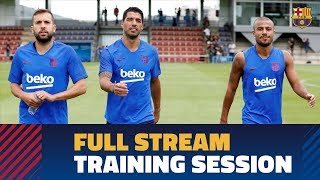 FULL STREAM | Luis Suárez is back with the squad