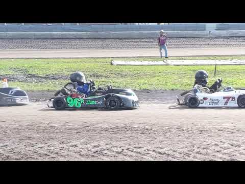 Sep 21 Junior 1 Heat (2) - Arlington Raceway