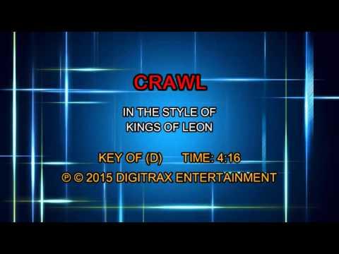 Kings Of Leon - Crawl (Backing Track)