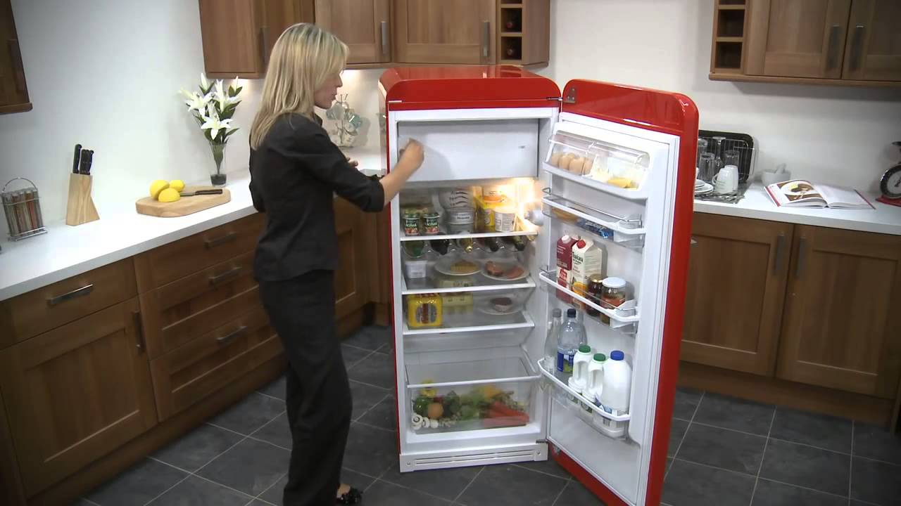 Smeg Kühlschrank Black Velvet : Smeg fab smeg fab fridge red in full working condition in