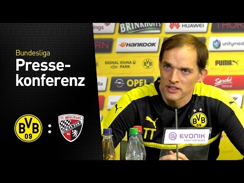 Thomas Tuchel: Zuhause entsteht eine besondere Energie | BVB - FC Ingolstadt