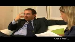 Gioele Magaldi su Berlusconi, P2 e P3, massoneria, Pd (Current Tv, 03.08.2010)