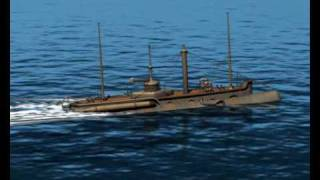 """Подводная лодка """"Дельфин"""""""