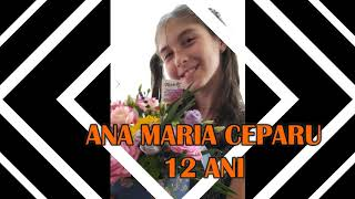 CEPARU ANA MARIA -PROMO TOP TALENT SHOW