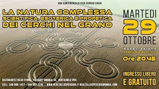 La natura complessa, scientifica, esoterica e profetica dei cerchi nel grano - CURTAROLO